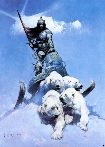 Silver-Warrior