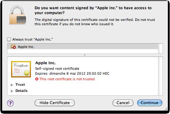 Java-Certificate