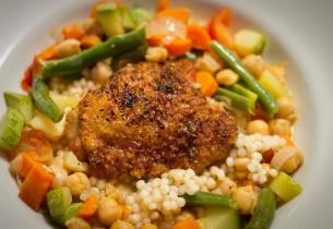 Chicken-Couscous