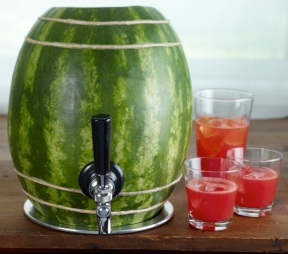 Watermelon-Keg