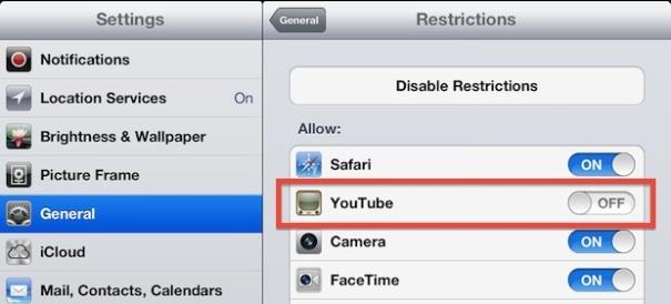 Stop-YouTube-iOS