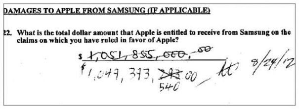 Apple-Samsung-Verdict