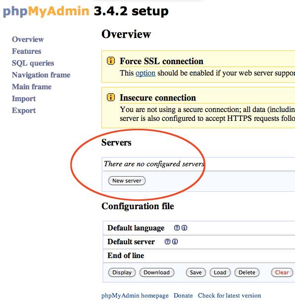 Setup-Server-PHPMyAdmin