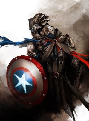 Medieval-Captain