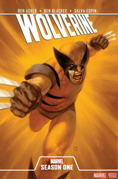 Wolverine-Season-One-Cover