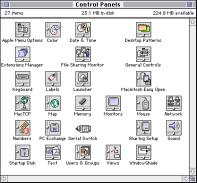 Control-Panels
