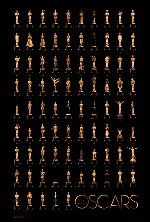 Oscars 85th