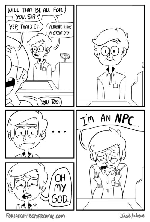 NPC-Comic