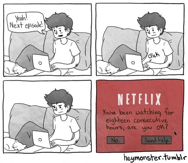 Netflix Marathon
