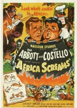 Abbott And Costello - Africa Screams
