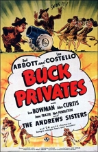 Abbott and Costello - Buck Privates