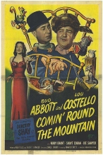 Abbott and Costello - Comin' Round the Mountain