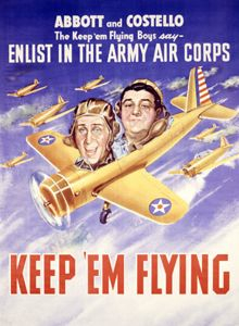 Abbott and Costello Keep Em Flying