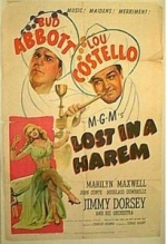 Abbott and Costello - Lost in a Harem