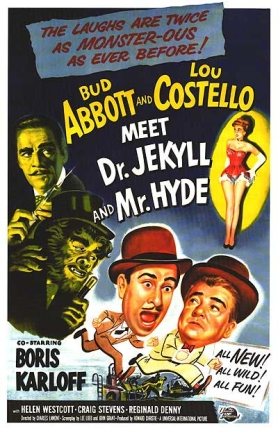 Abbott And Costello Meet Dr Jeckyl And Mr Hyde
