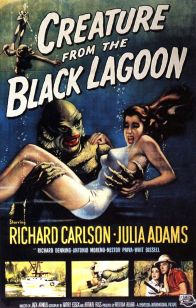 Creature From The Black Lagoon v1