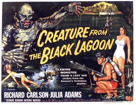 Creature From The Black Lagoon v4