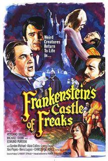 Frankenstein's Castle of Freaks