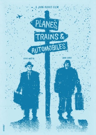 PLANES,TRAINS AND AUTOMOBILES