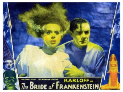 The Bride of Frankenstein v2