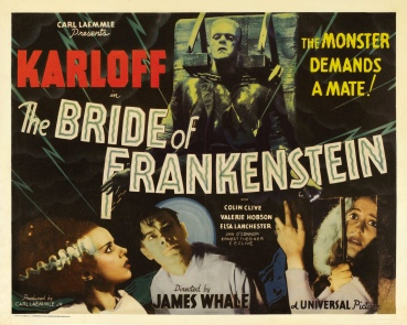 The Bride of Frankenstein v6
