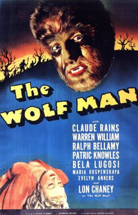 The Wolf Man v1