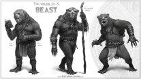 Beast - Sketch